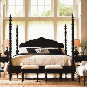 black  poster bed foter