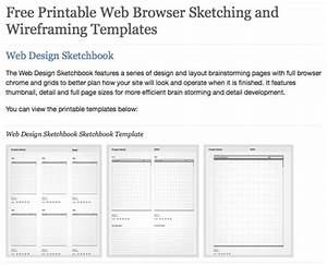 35 excellent wireframing resources noupe With powerpoint wireframe template for ui design
