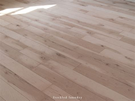flooring plywood maple plywood planked floor process