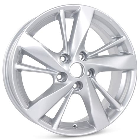 new 17 quot alloy replacement wheel for nissan altima 2013