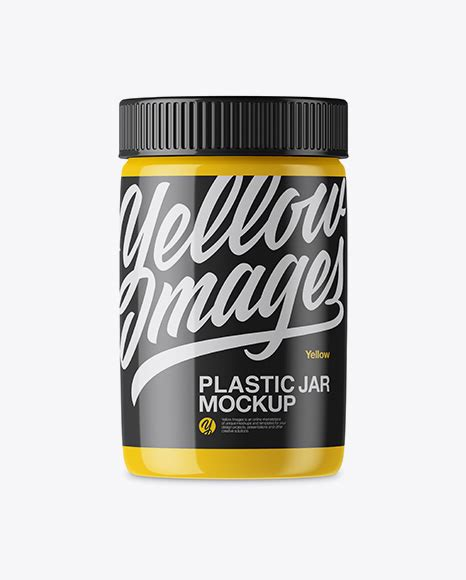 You can now use this milk plastic bottle mockup to showcase your product packaging design in a photorealistic look. Glossy Protein Jar Mockup - Glossy Plastic Protein Jar ...