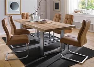 Table Contemporaine Bois Et Metal : table bois et m tal originale ~ Teatrodelosmanantiales.com Idées de Décoration