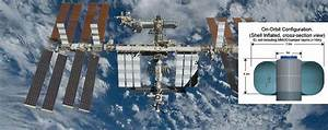Expanding on Bigelow's inflatable module for the ISS ...