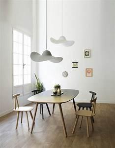 Dacoration salle a manger deco salon inspirations avec for Salle À manger contemporaine avec salon scandinave vintage