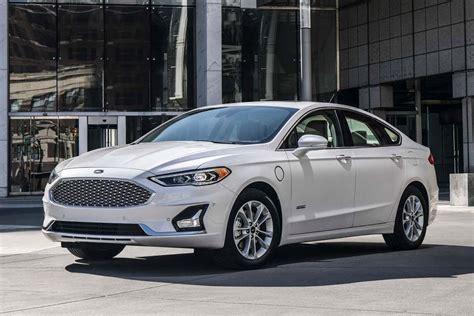 Ford Mondeo 2019 Primeros Detalles En Clave Fusion