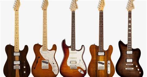daftar harga gitar listrik november  terbaru