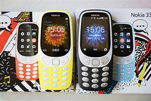 Check Out The Unboxing Photos Of The New Nokia 3310 4g