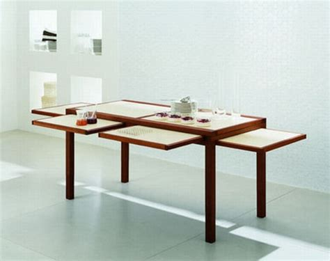 space saving design collapsible coffee dinner tables