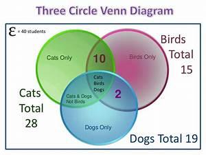 Venn Diagram Calculator 3 Circles