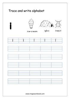 english worksheets alphabet writing small letters
