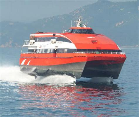 Fast Boat Hong Kong To Macau by Genova Family Images Frompo 1