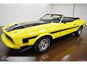 1973 Ford MUSTANG CONVERTIBLE CONVETIBLE for Sale | ClassicCars.com | CC-980652