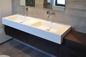 Moderne Waschbecken Bad : moderne badm bel ~ Markanthonyermac.com Haus und Dekorationen