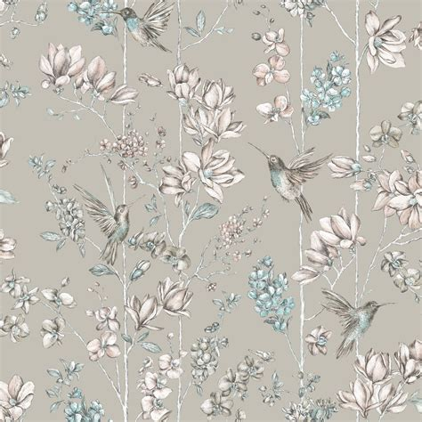 shabby chic wallpaper designs shabby chic floral wallpaper in various designs wall decor new ebay