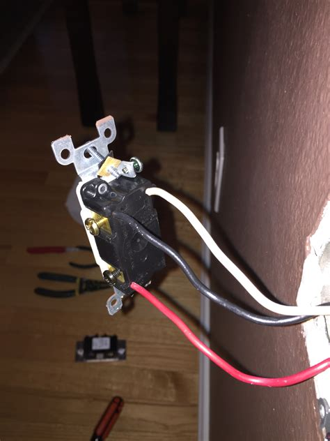 black wire ground help assistance wiring a leviton dzs15 switch