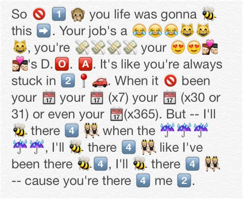 Emoji Goals Best Friend Quotes