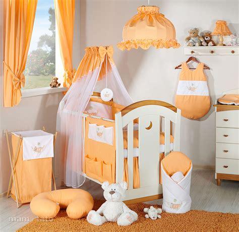 chambre bébé orange luminaire chambre orange design de maison