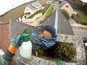 Nid De Guepe Dans Le Sol : destruction d 39 un nid de gu pes dans un conduit de chemin e ~ Dailycaller-alerts.com Idées de Décoration