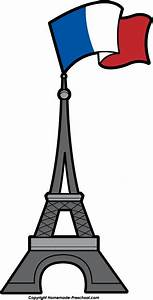 France Eiffel Tower Cartoon - ClipArt Best