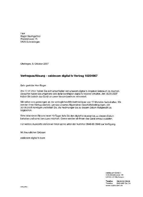 mietvertrag kuendigung kuendigung vorlage fwptccom
