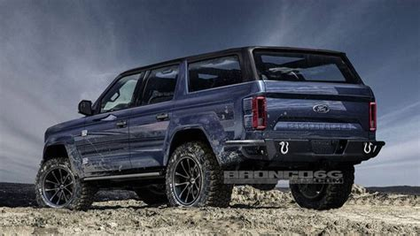2019 Ford Bronco Release Date, Price, Redesign, Specs