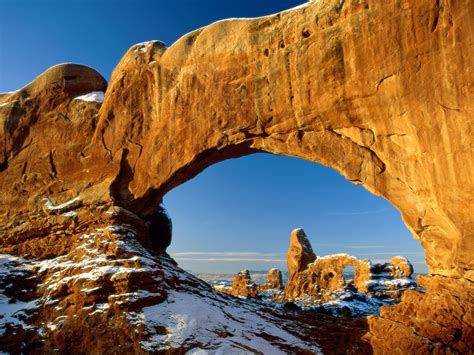 Arches National Park  Utah (united States Of America