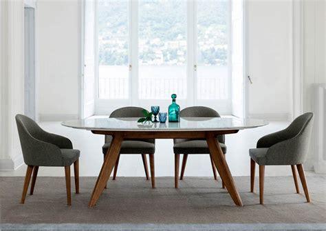 Tavoli Di Cristallo Sala Da Pranzo by Arreda La Sala Da Pranzo Con Le Sedie Judy E I Tavoli Ring