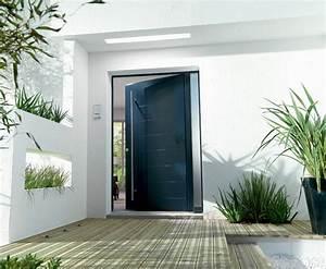 Barre De Sécurité Pour Porte D Entrée : pourquoi choisir une porte d entr e alu iso 02 ~ Premium-room.com Idées de Décoration
