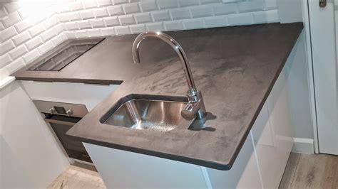 changer plan de travail cuisine beton cire plan de travail cuisine kit b ton cir cuisine