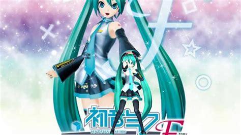 Hatsune Miku Viva Happy Mmd Project Diva