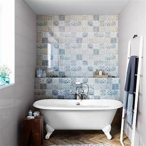 Petite Baignoire Retro : les indispensables pour une petite salle de bains r tro ~ Edinachiropracticcenter.com Idées de Décoration