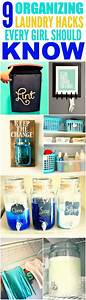 9 Laundry Room Hacks that are Beyond Genius | Organization ...