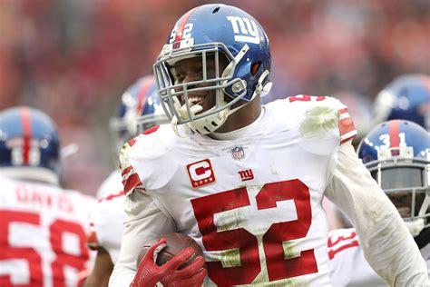 york giants     defensive leader
