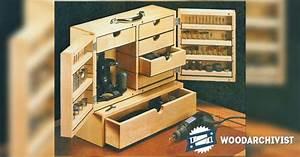 Dremel Storage Case Plans • WoodArchivist