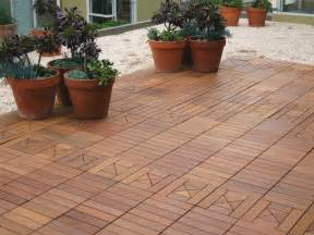 ipe wood deck tiles quick and easy outdoor flooring
