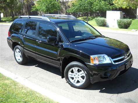 Buick Endeavor by 2008 Mitsubishi Endeavor Pictures Information And Specs