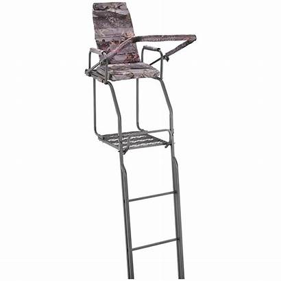 Rail Ladder Stand Tree Gear Deluxe Stands