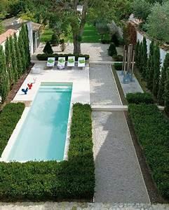 Gartengestaltung Pool Beispiele : moderne gartengestaltung beispiele pool kies liege b ume ~ Articles-book.com Haus und Dekorationen