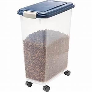 IRIS 47 Qt. Airtight Pet Food Storage Container & Reviews ...