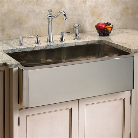stainless steel farmhouse sink lowes sinks inspiring farmhouse sink lowes lowes bathroom sinks
