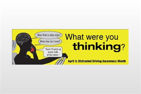 national distracted driving awareness month focuses