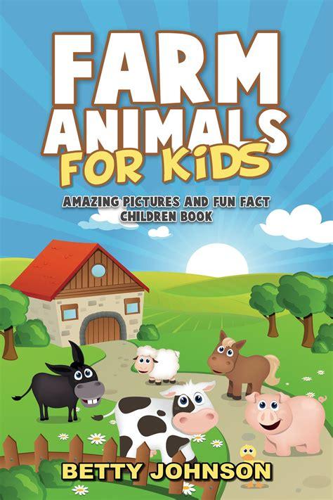farm animals  kids amazing pictures  fun fact
