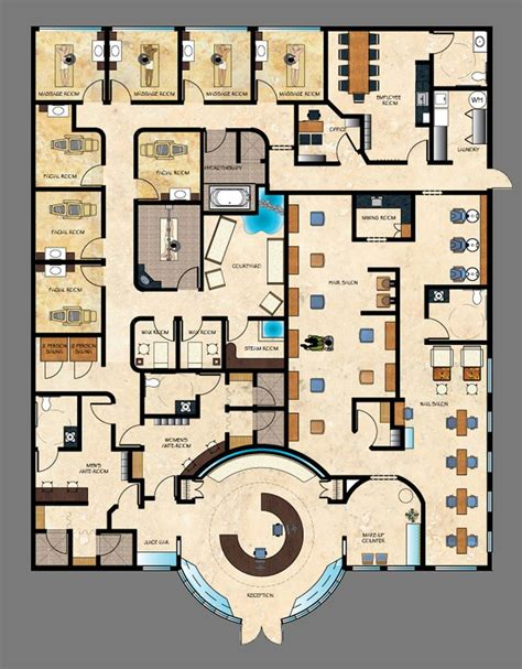 home floor planner spa floor plan donatz info