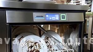 Lave Vaisselle Haut De Gamme : winterhalter lave vaisselle sous comptoir gamme uc ~ Premium-room.com Idées de Décoration