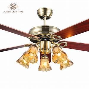 Ceiling fan ventilador techo fans with lights