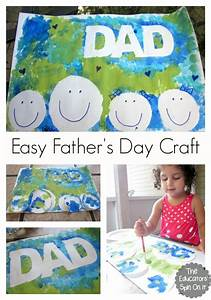 Easy Father's Day Craft for Kids to Make