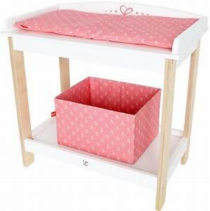Table à Langer Bois : table langer jouet bois hape ~ Teatrodelosmanantiales.com Idées de Décoration