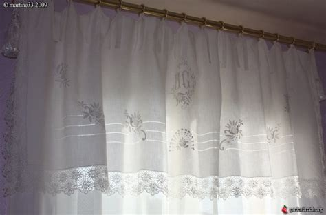 n2 drap ancien coup pour rideau cration transformation travail manuel ma maison les