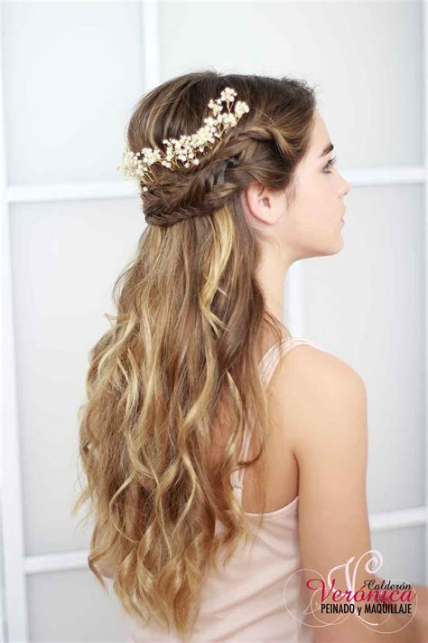 maquillaje  peinado de novia  domicilio peluquera