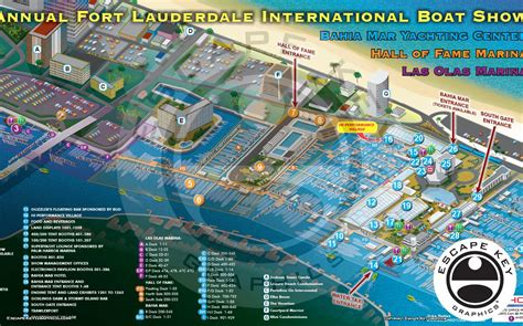 53rd Annual Fort Lauderdale International Boat Show October 25 by Travel Archives